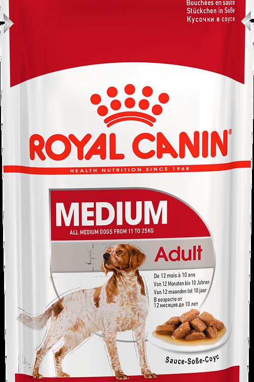 Влажный корм MEDIUM ADULT* Корм для собак с 12 месяцев до 10 лет