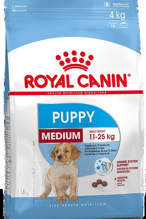 MEDIUM PUPPY* Корм для щенков с 2 до 12 месяцев