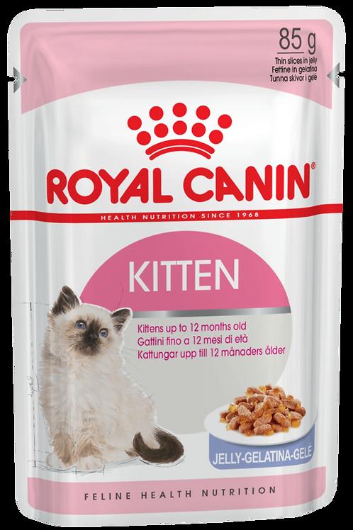 Влажный корм Royal Canin Kitten Instinctive (в желе) для котят от 4 до 12 м