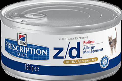 Корм консервированный Hill's Prescription Diet z/d Feline ULTRA