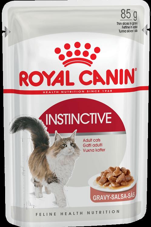 Влажный корм Royal Canin Instinctive (в соусе) для кошек старше 1 года