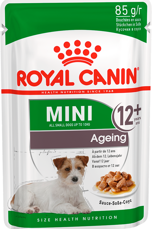Влажный корм MINI AGEING 12+* Корм для собак старше 12 лет