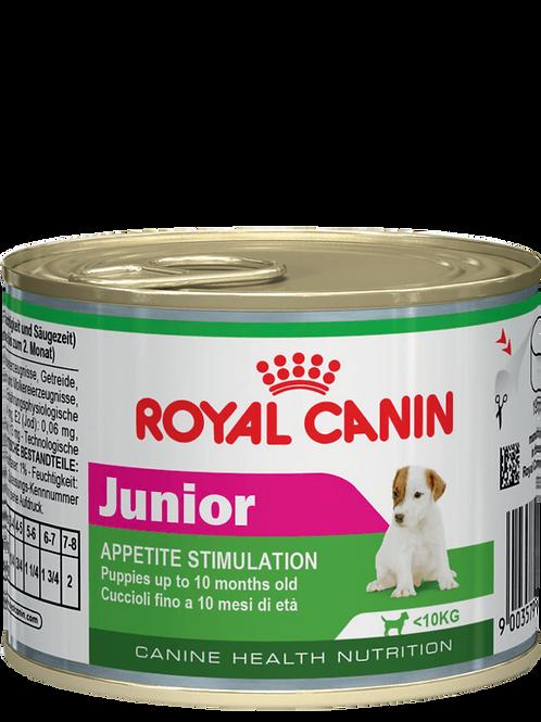 Влажный корм 195 гр Royal Canin Junior Для щенков мелких пород