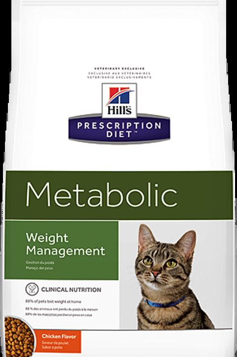 Корм сухой 250 гр Hill's Prescription Diet Feline Metabolic для кошек