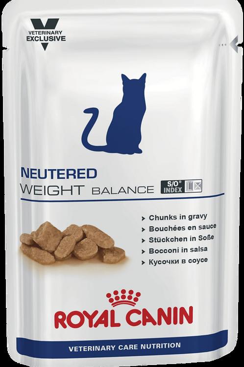 Влажный корм Royal Canin Neutered Weight Balance для кастрированных кошек