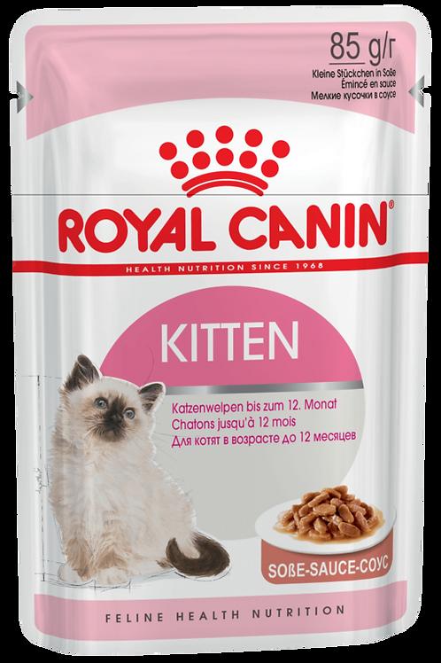 Влажный корм Royal Canin Kitten Instinctive (в соусе) для котят от 4 до 12