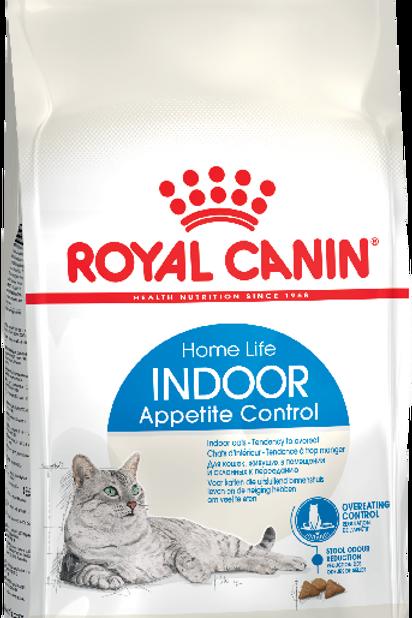 INDOOR APPETITE CONTROL* Корм для кошек, склонных к перееданию от 1 до 7 лет