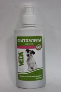 Шампунь фитоэлита для жесткошерст. собак 220 мл