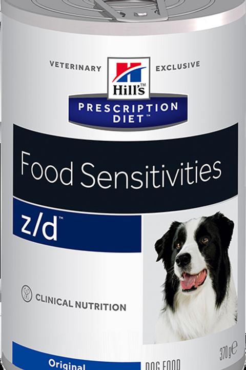 Корм консервир-й Hill's Prescription Diet Canine z/d ULTRA Allergen-Free