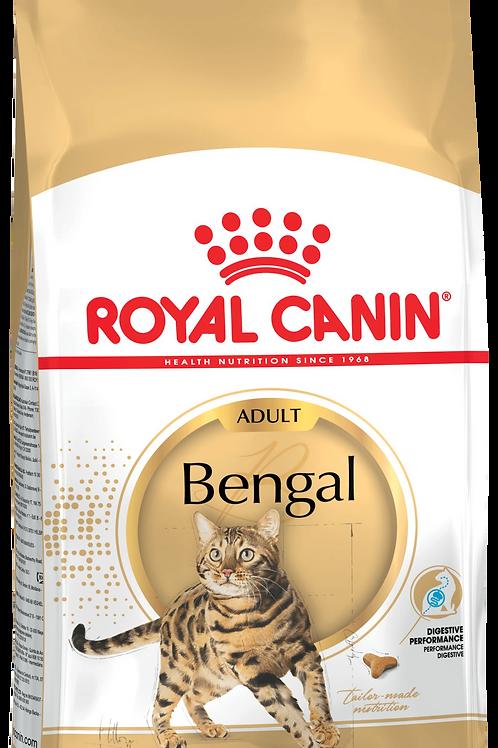 BENGAL ADULT Сухой корм специально для взрослых бенгальских кошек старше 12 мес