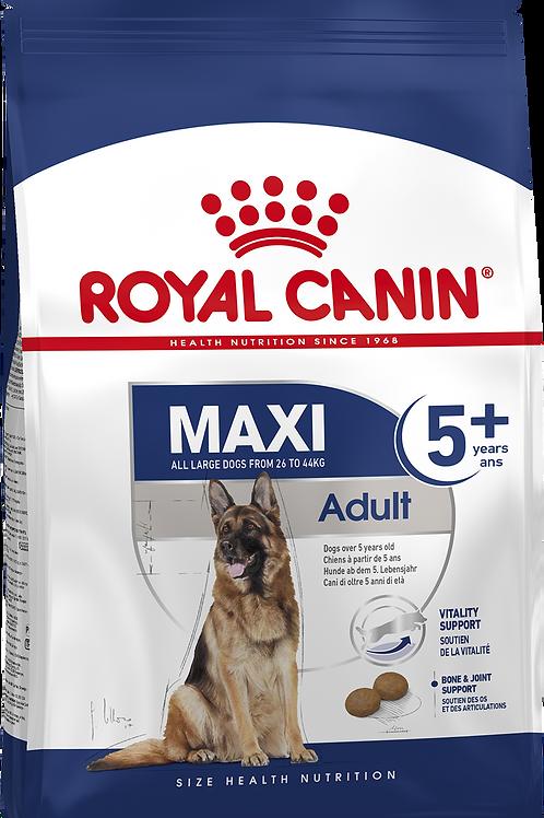 MAXI ADULT 5+* Корм для собак с 5 до 8 лет