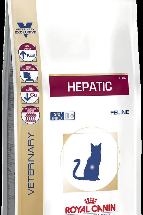 Сухой корм Royal Canin Hepatic 26 Диета для кошек при болезнях печени
