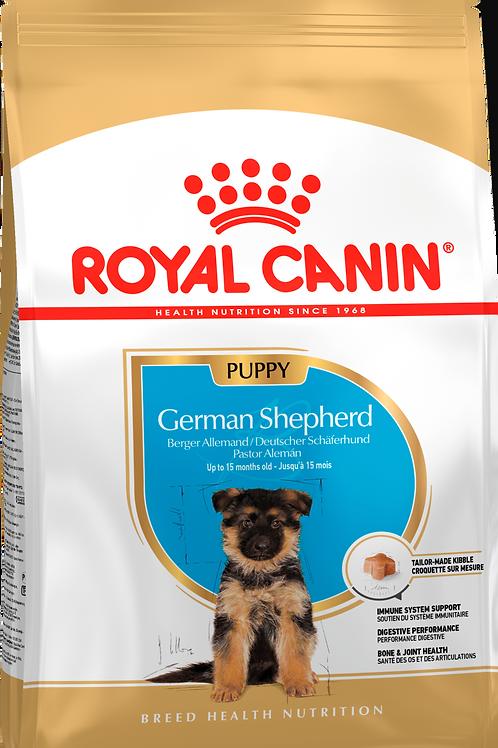 GERMAN SHEPHERD PUPPY* Корм для щенков Немецкой овчарки до 15 месяцев