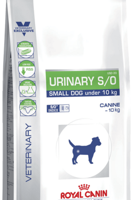 Сухой корм Royal Canin Urinary S/O Small Dog 20 для собак до 10 кг