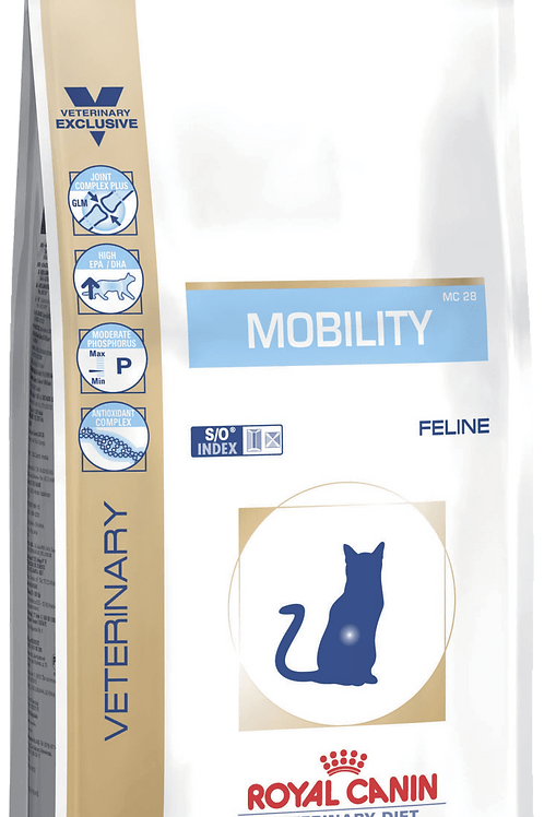 Сухой корм Royal Canin Mobility MC28 для кошек