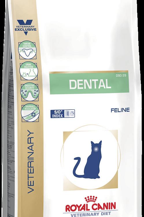Сухой корм 1.5 кг Royal Canin Dental DSO29 для кошек для гигиены полости рта