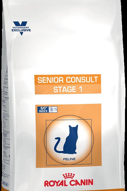 Сухой корм Royal Canin Senior Stage 1 для котов и кошек старше 7 ле