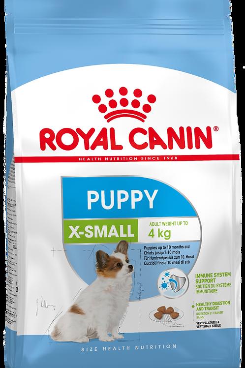 X-SMALL PUPPY* Корм для щенков до 10 месяцев