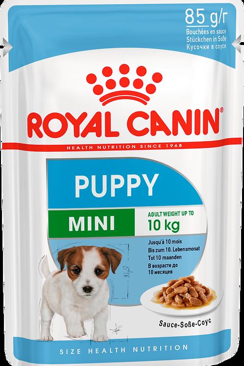 Влажный корм MINI PUPPY* Корм для щенков в возрасте c 2 до 10 месяцев