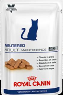 Влажн. корм Royal Canin Neutered Adult Maintenance для кастрированных кошек
