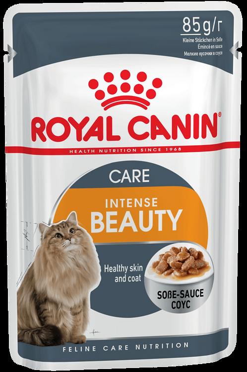 Влажный корм Royal Canin Intense Beauty (в соусе) для длинношерстных кошек