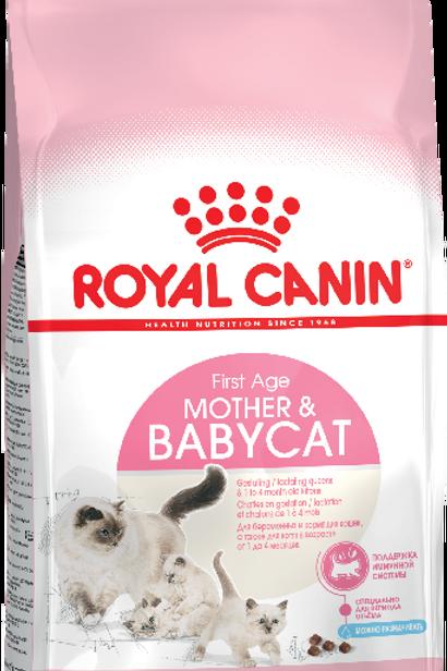 Сухой корм  RC Mother&Babycat для котят в возрасте от 1 до 4 мес.