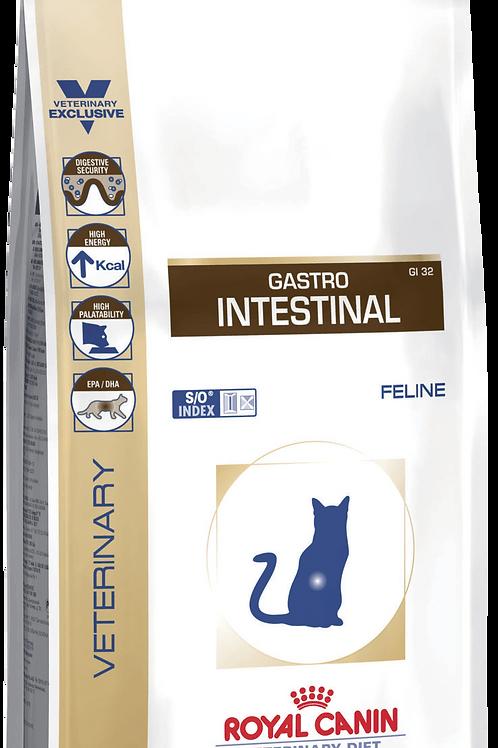 Сухой корм RC Gastro Intestinal GI32 для кошек с нарушением ЖКТ
