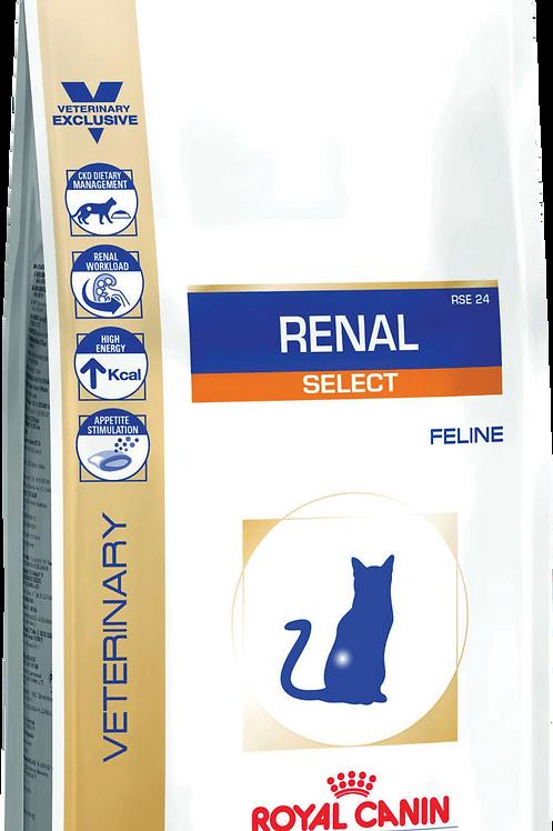 Сухой корм Royal Canin Renal 24 для кошек с почечной недостаточнос