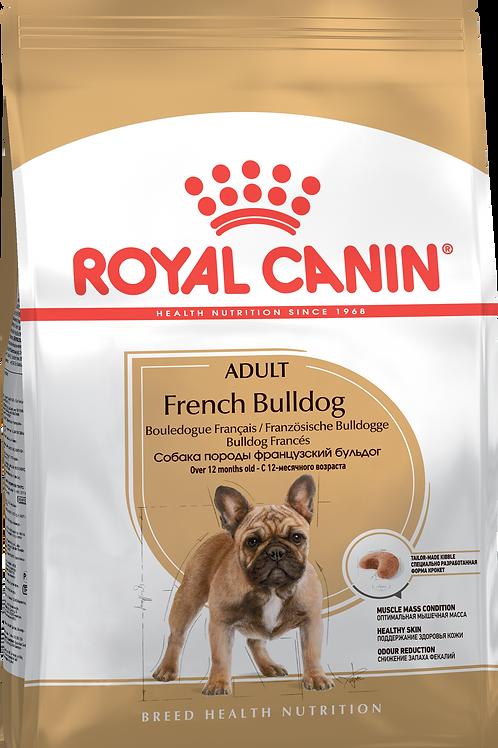 FRENCH BULLDOG ADULT* Корм для собак породы Французский бульдог от 12 месяцев