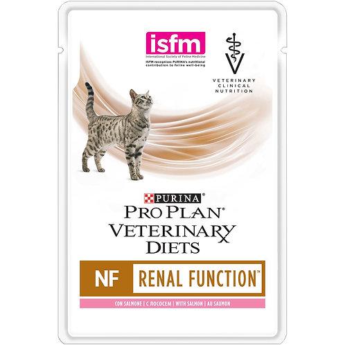 Влажный корм лосось Purina NF Renal Function для кошек при ХБП пакет 85 г