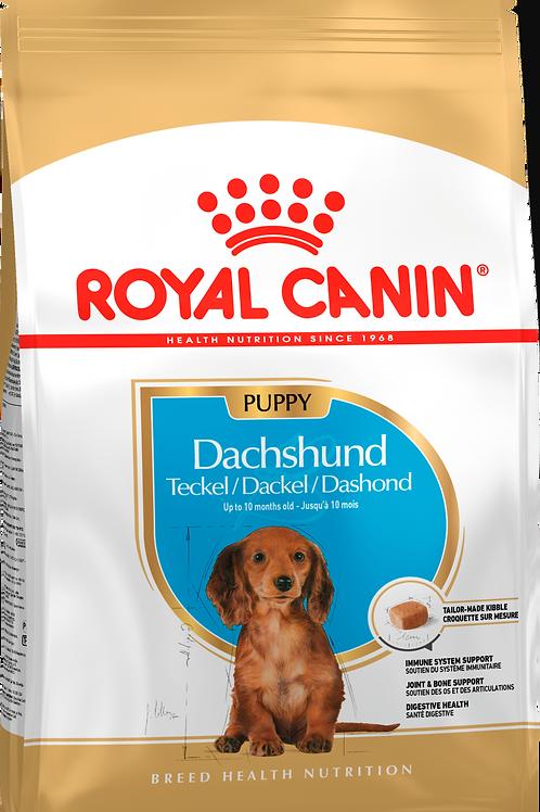 DACHSHUND PUPPY* Корм для щенков породы Такса до 10 месяцев