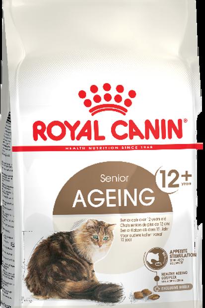 AGEING 12+* Корм для кошек старше 12 лет