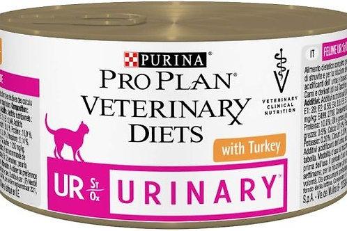 Корм консервированный PURINA PROPLAN VETERINARY DIETS для кошек UR St/Ox