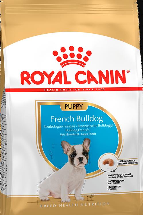 FRENCH BULLDOG PUPPY* Корм для щенков породы французский бульдог