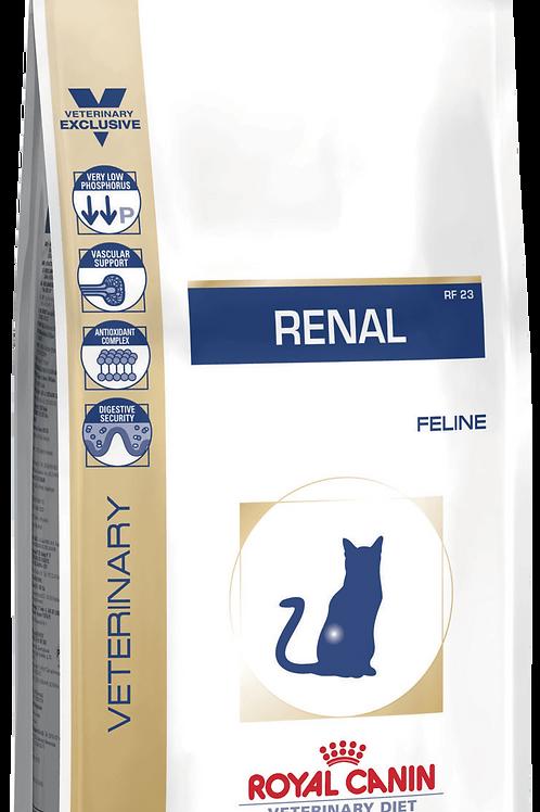 Сухой корм Royal Canin Renal 23 для кошек с почечной недостаточностью