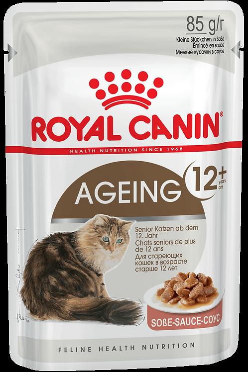 AGEING +12 (В СОУСЕ) * Влажный корм для кошек старше 12 лет