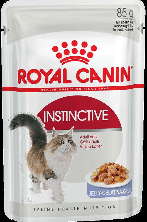 Влажный корм Royal Canin Instinctive (в желе) для кошек старше 1 года