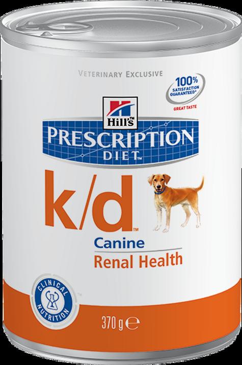 Корм консервированный HILL'S Prescription Diet Canine k/d Kidney Care