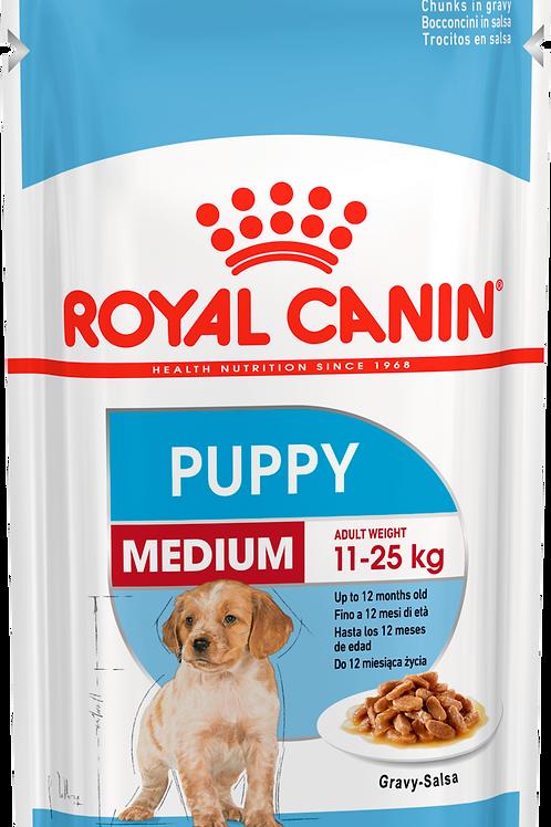 Влажный корм MEDIUM PUPPY* Корм для щенков с 2 до 12 месяцев