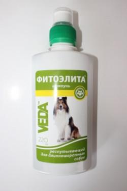 Шампунь фитоэлита для длинношерст. собак 220 мл