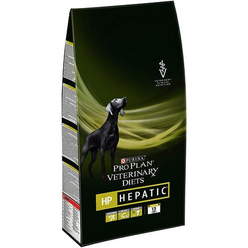 Сухой корм Pro Plan Veterinary diets HP корм для собак при заболеваниях печени