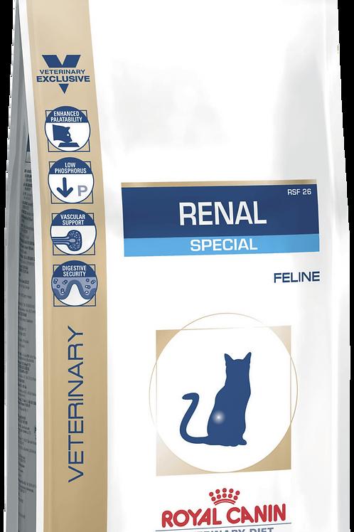 Сухой корм RC Renal Special 26 для кошек с почечной недостаточностью