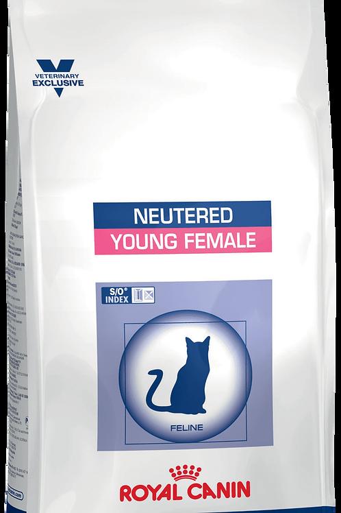 Сухой корм Royal Canin Young Female для стерилизованных кошек до 7 лет