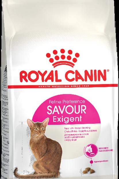 Сухой корм 400гр RC Savour Exigent для привередливых кошек старше 1 года