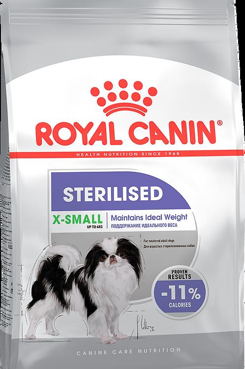 X-SMALL STERILISED* Корм для собак от 10 месяцев
