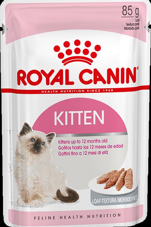 Влажный корм Royal Canin Kitten Instinctive (в паштете) для котят до 12 мес