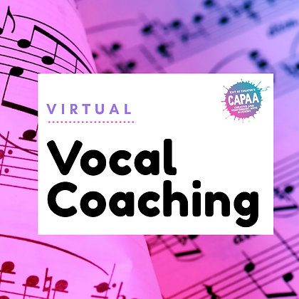 Virtual Vocal Coaching
