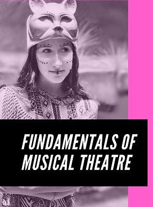 Fundamentals of Musical Theatre