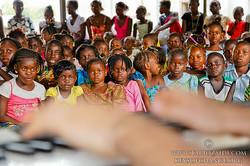 SIERRA LEONE: TALKING WITHOUT WORDS