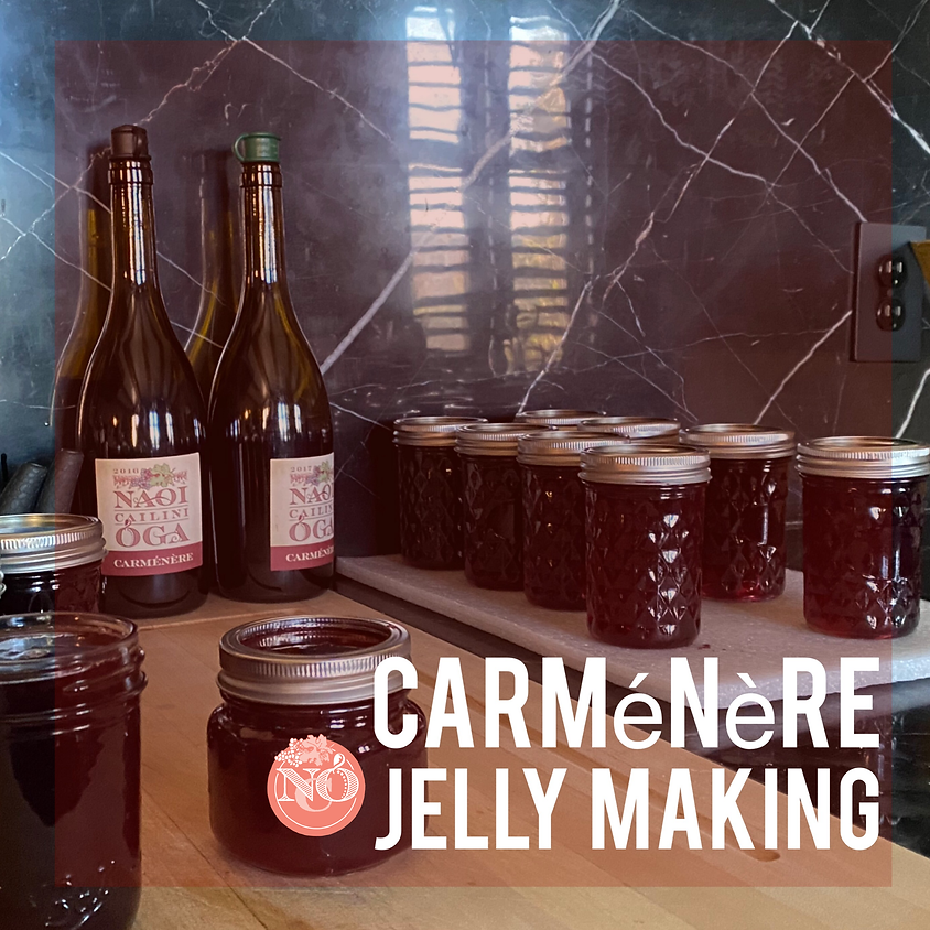 Grape Picking for Jelly Making